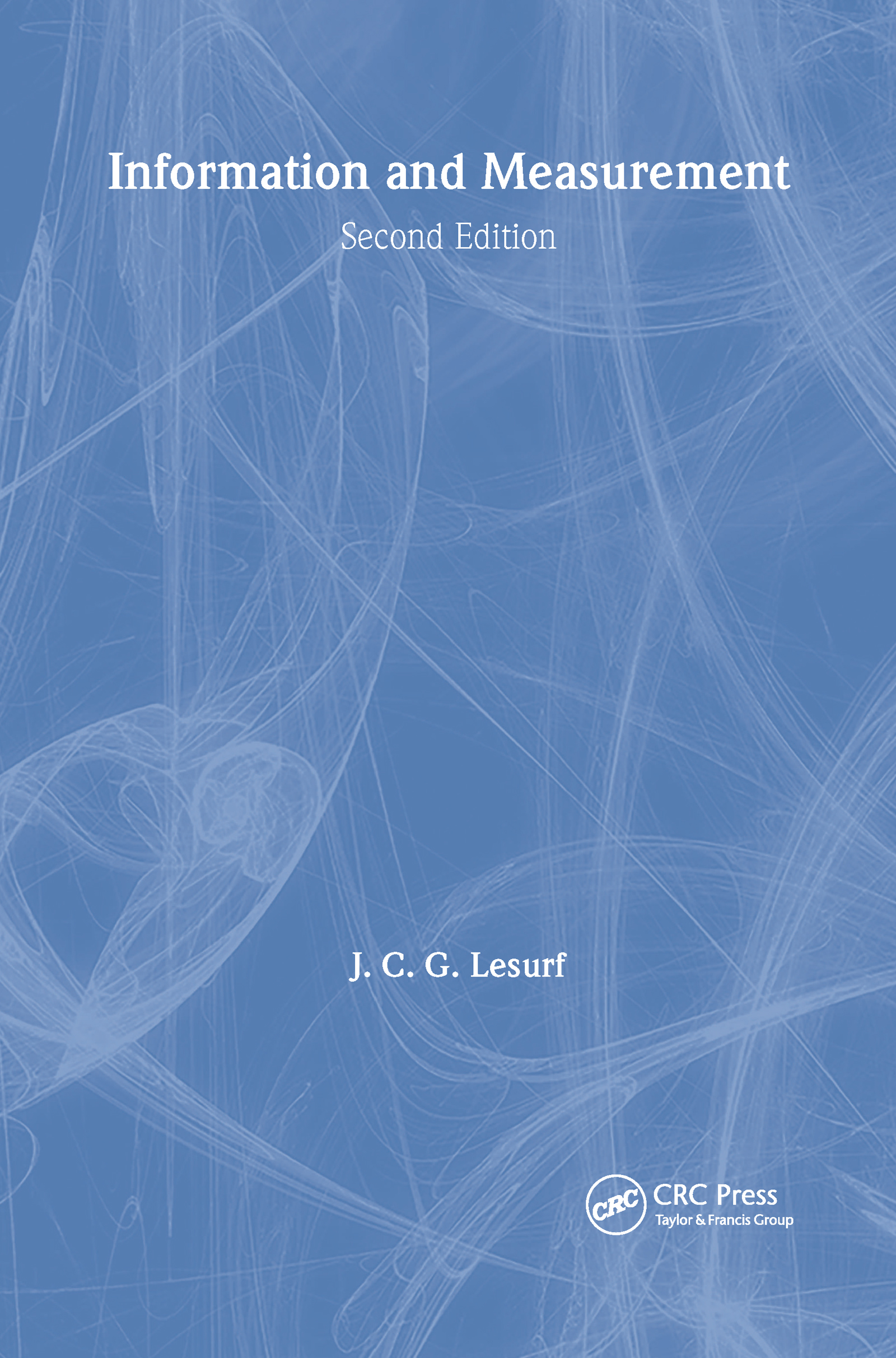 Information and Measurement: 1st Edition (Paperback) book cover