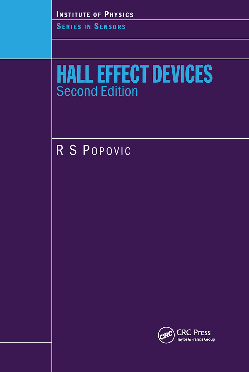 Hall Effect Devices book cover