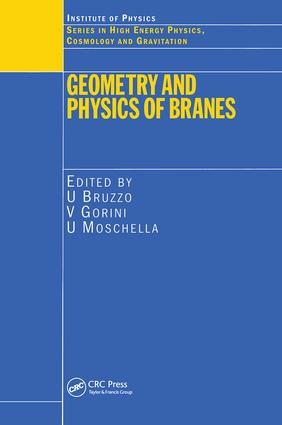 Geometry and Physics of Branes book cover