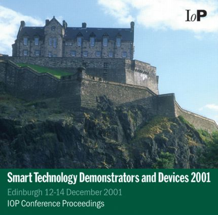 Smart Technology Demonstrators and Devices 2001: 1st Edition (CD-ROM) book cover