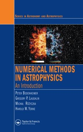 Numerical Methods in Astrophysics: An Introduction book cover