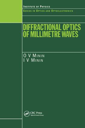 Diffractional Optics of Millimetre Waves: 1st Edition (Hardback) book cover