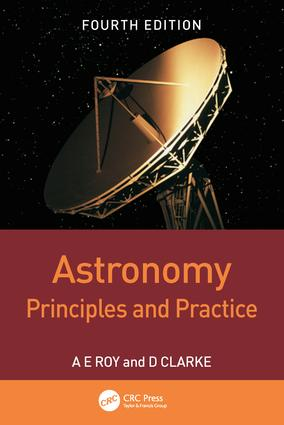 Astronomy: Principles and Practice, Fourth Edition (PBK), 4th Edition (Paperback) book cover