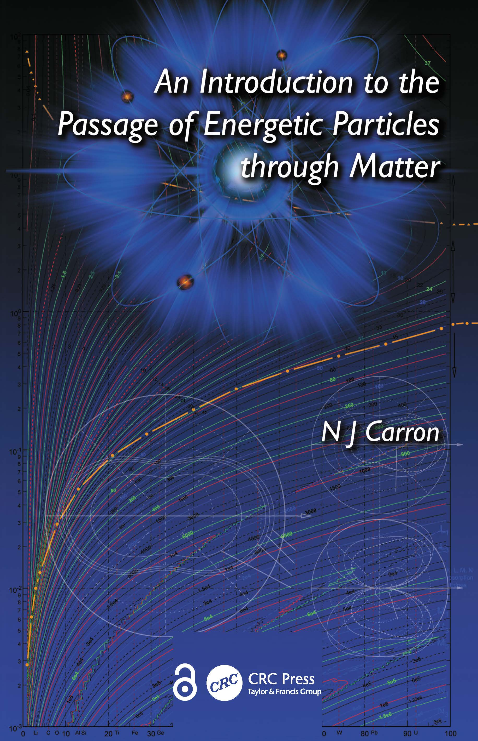 An Introduction to the Passage of Energetic Particles through Matter: 1st Edition (Hardback) book cover