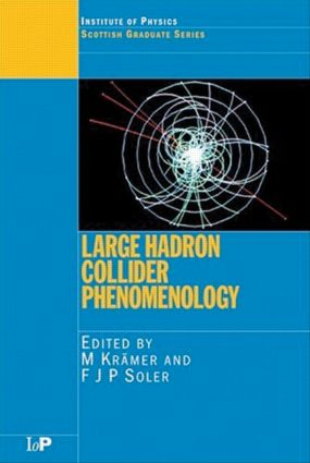 Large Hadron Collider Phenomenology book cover