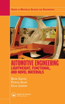 Automotive Engineering: Lightweight, Functional, and Novel Materials book cover