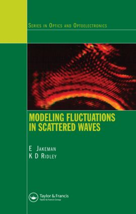 Modeling Fluctuations in Scattered Waves: 1st Edition (Hardback) book cover