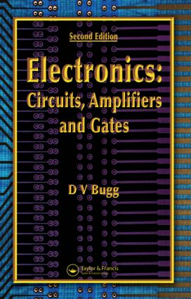 Electronics: Circuits, Amplifiers and Gates, Second Edition, 2nd Edition (Paperback) book cover
