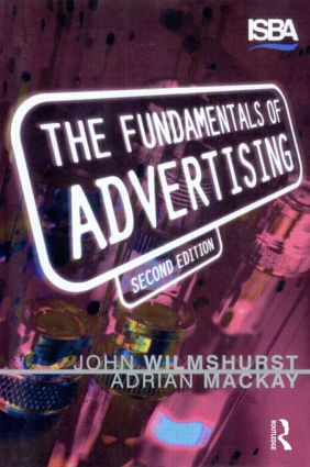 Fundamentals of Advertising: 2nd Edition (Paperback) book cover