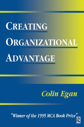 Creating Organizational Advantage