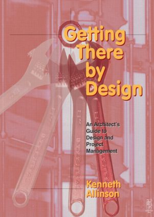 Getting There by Design: 1st Edition (Paperback) book cover