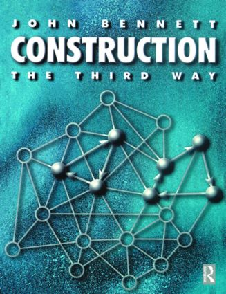 Construction the Third Way (Paperback) book cover
