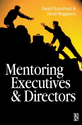 Mentoring Executives and Directors (Paperback) book cover