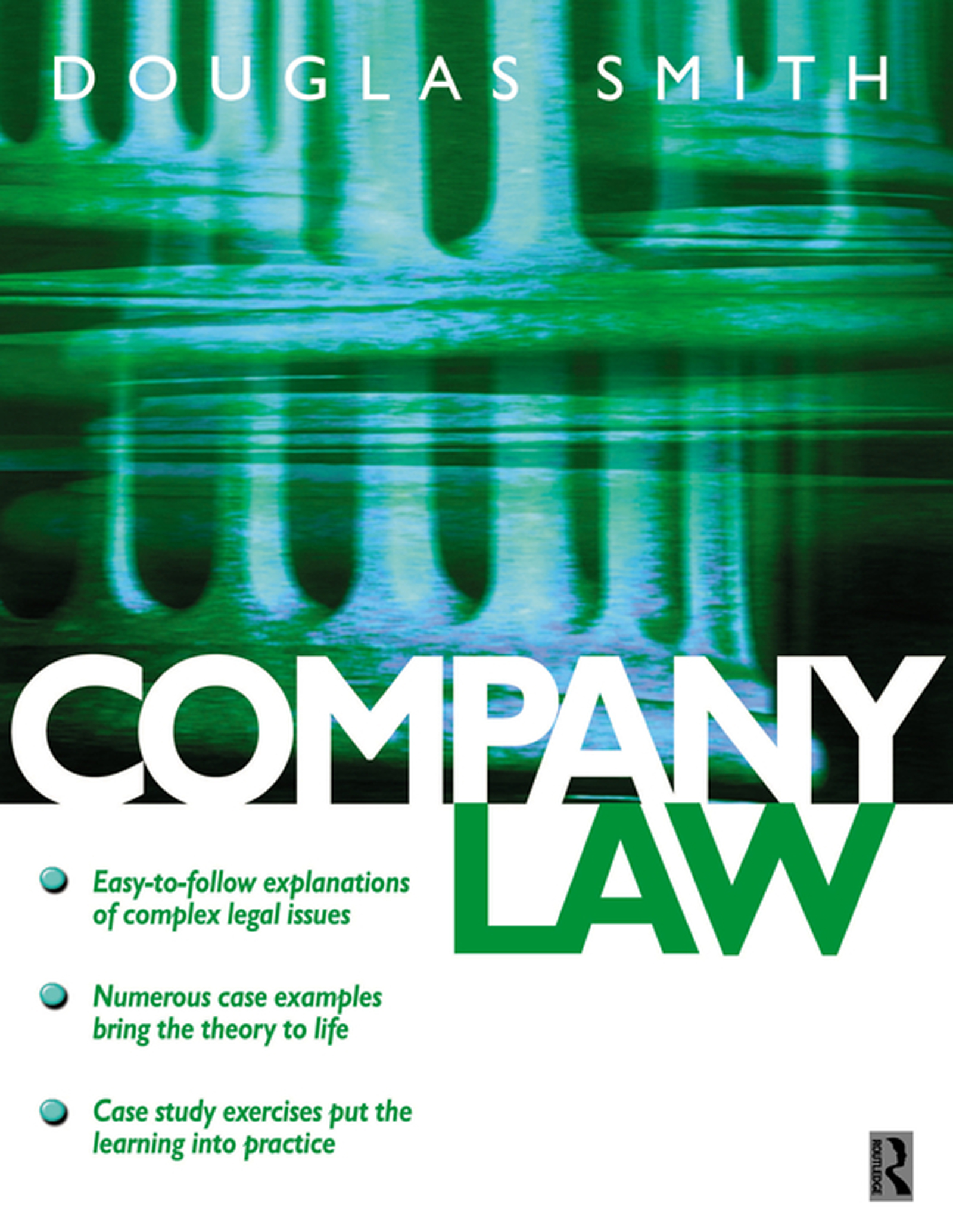 Company Law: 1st Edition (Paperback) book cover