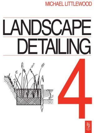 Landscape Detailing Volume 4: Water (Paperback) book cover