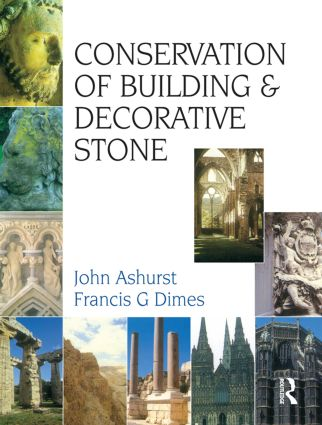 Conservation of Building and Decorative Stone: 1st Edition (Paperback) book cover