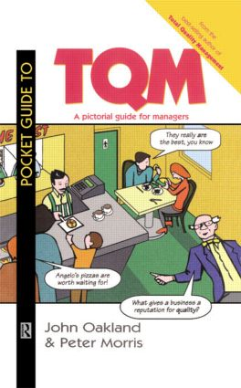 Pocket Guide to TQM: 1st Edition (Paperback) book cover