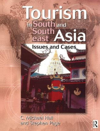 Tourism in South and Southeast Asia: 1st Edition (Paperback) book cover