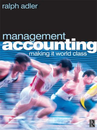 Management Accounting (Paperback) book cover