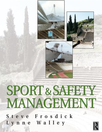 Sports and Safety Management (Paperback) book cover