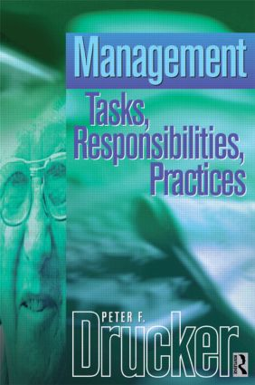 Management: 1st Edition (Paperback) book cover