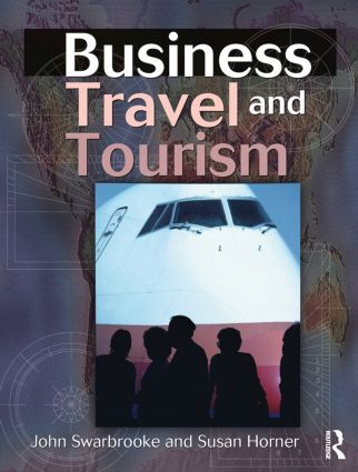 Business Travel and Tourism (Paperback) book cover