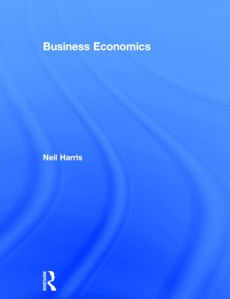 Business Economics (Paperback) book cover