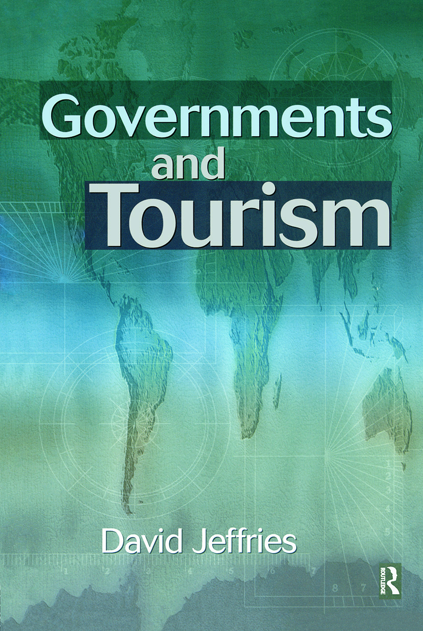 Governments and Tourism: 1st Edition (Hardback) book cover