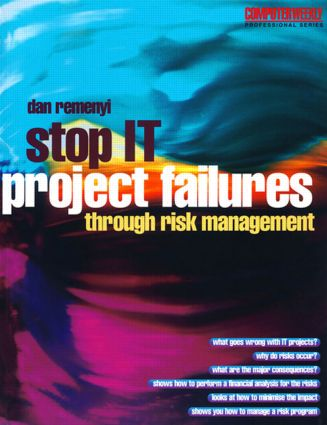 Stop IT Project Failures: 1st Edition (e-Book) book cover