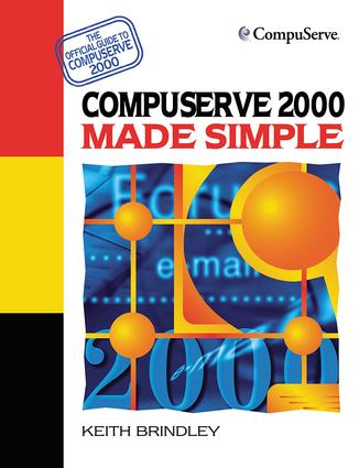 CompuServe 2000 Made Simple: 1st Edition (Paperback) book cover