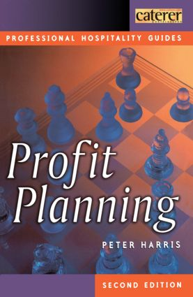 Profit Planning: 2nd Edition (Paperback) book cover