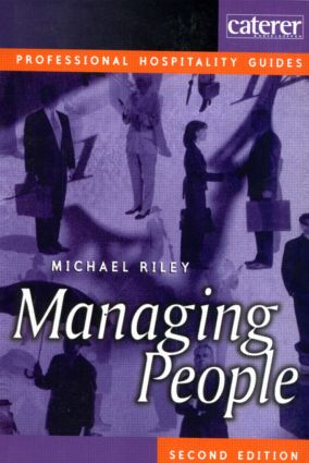 Managing People: 2nd Edition (Paperback) book cover