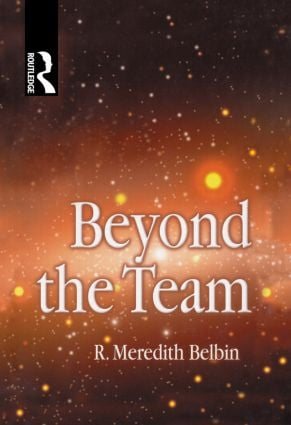Beyond the Team: 1st Edition (Hardback) book cover