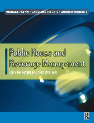 Public House and Beverage Management: 1st Edition (Paperback) book cover