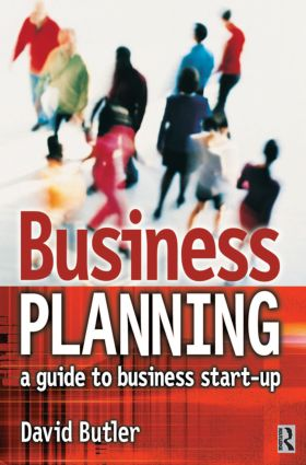 Business Planning: A Guide to Business Start-Up: 1st Edition (Paperback) book cover