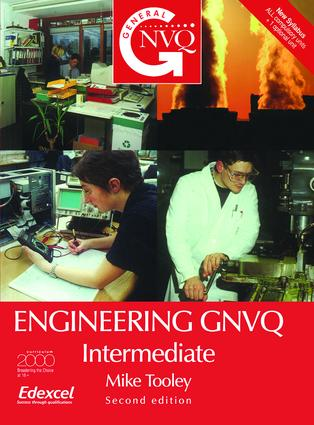 Engineering GNVQ: Intermediate, 2nd ed: 2nd Edition (Paperback) book cover
