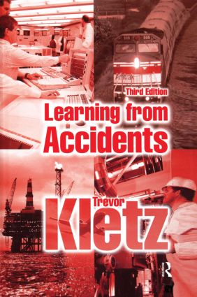 Learning from Accidents: 3rd Edition (Hardback) book cover