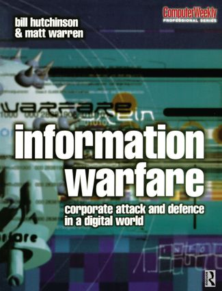 Information Warfare: 1st Edition (Paperback) book cover