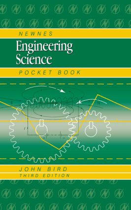 Newnes Engineering Science Pocket Book: 3rd Edition (Hardback) book cover