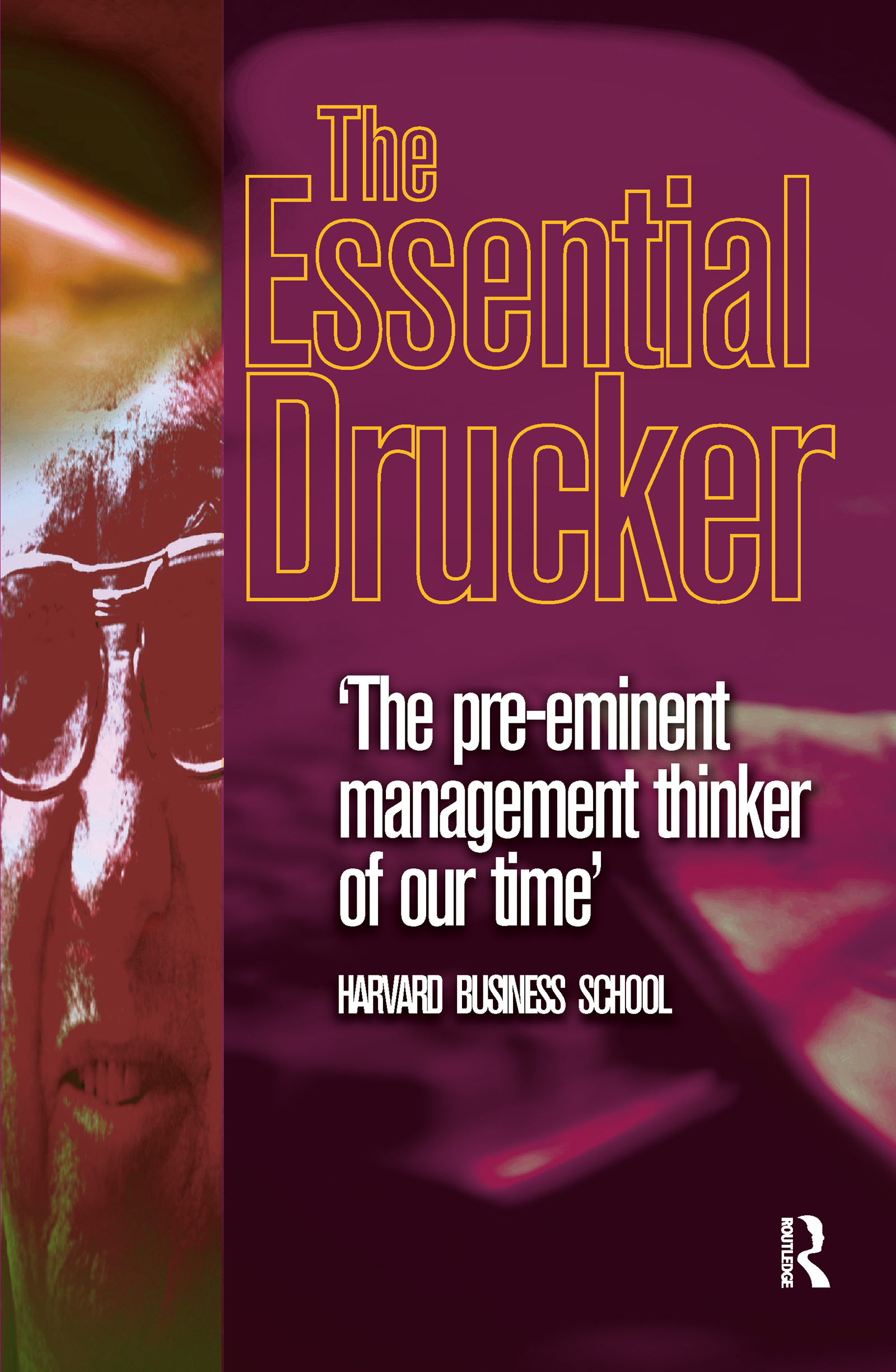 Essential Drucker (Hardback) book cover
