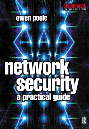 Network Security: 1st Edition (Paperback) book cover