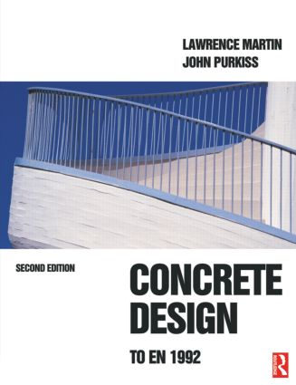 Concrete Design to EN 1992, Second Edition