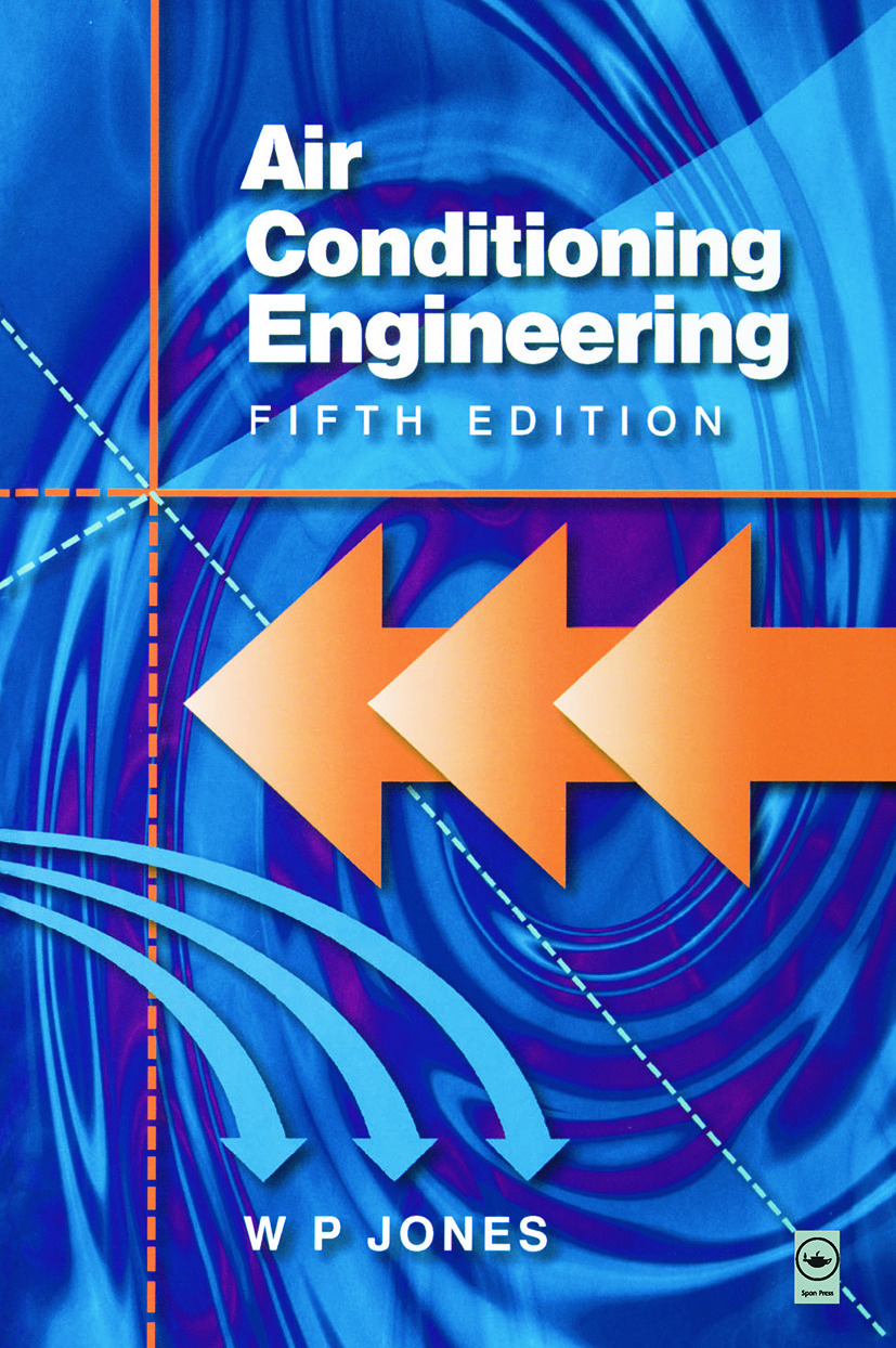 Air Conditioning Engineering: 5th Edition (Hardback) book cover