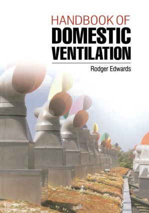 Handbook of Domestic Ventilation (Paperback) book cover