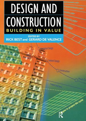 Design and Construction (Paperback) book cover