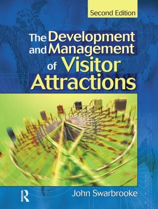 Development and Management of Visitor Attractions: 2nd Edition (Paperback) book cover