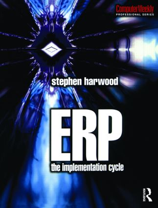 ERP: The Implementation Cycle book cover