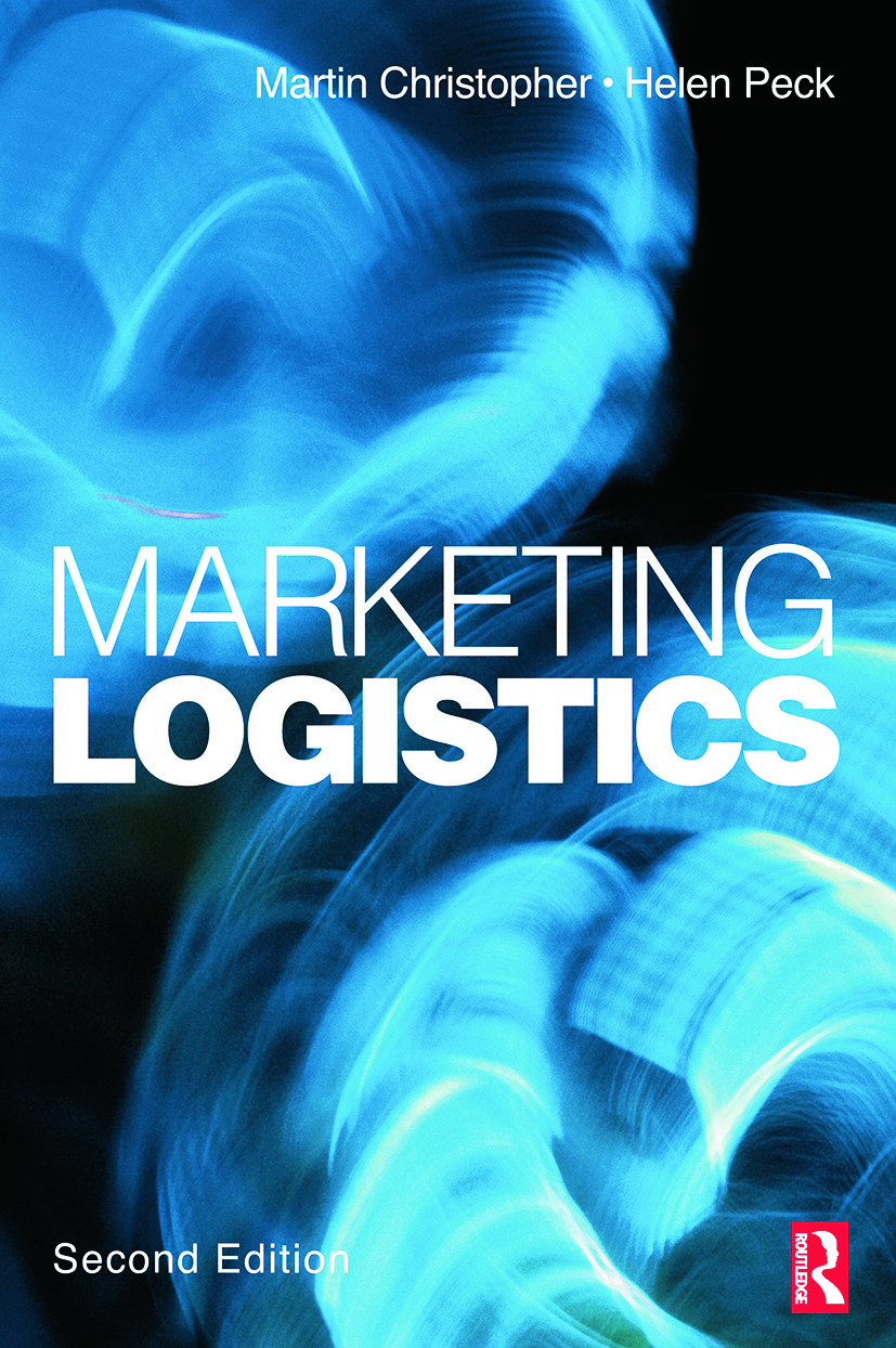 Marketing Logistics: 2nd Edition (Paperback) book cover