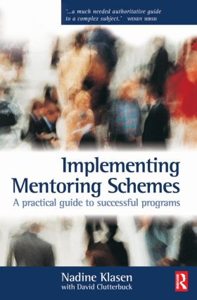 Implementing Mentoring Schemes (Paperback) book cover