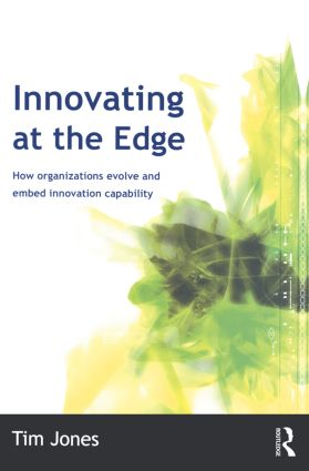 Innovating at the Edge (Paperback) book cover